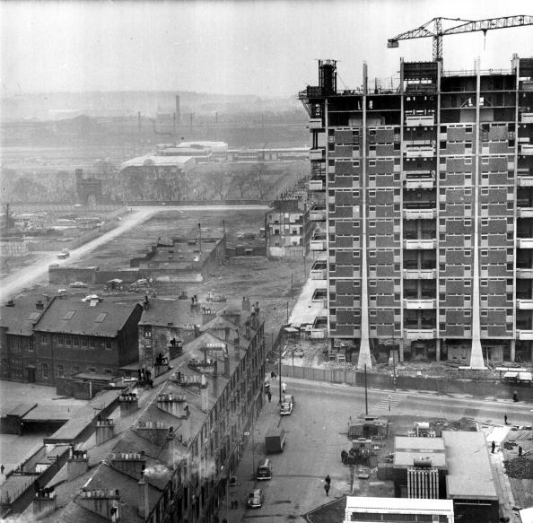 Gorbals「Old And New Housing」:写真・画像(11)[壁紙.com]