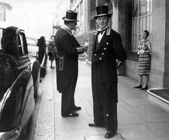 Claridge's「Claridges Doormen」:写真・画像(4)[壁紙.com]