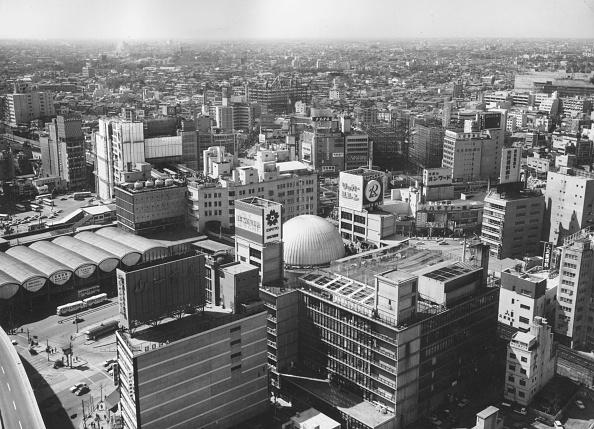 Office Building Exterior「Shibuya District」:写真・画像(10)[壁紙.com]