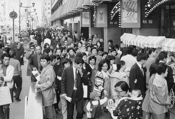 1960-1969「Tokyo Shoppers」:写真・画像(8)[壁紙.com]