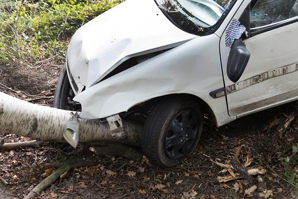 Insurance「Citroen Saxo Accident 2016. Creator: Unknown.」:写真・画像(2)[壁紙.com]