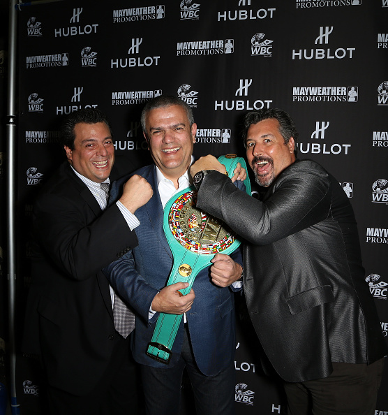 WBC「HUBLOT And Floyd Mayweather Jr.: The Perfect Combination For The Fight Of The Century」:写真・画像(10)[壁紙.com]