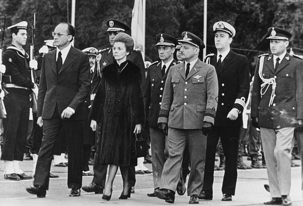 President of Mexico「Luis Echeverria And Maria Estela De Peron」:写真・画像(6)[壁紙.com]