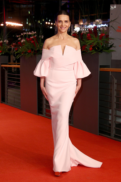 Pink Dress「Closing Ceremony - Red Carpet Arrivals - 69th Berlinale International Film Festival」:写真・画像(0)[壁紙.com]