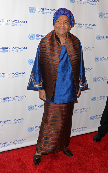 Multi Colored「United Nations Every Woman Every Child Dinner 2012 - Arrivals」:写真・画像(5)[壁紙.com]