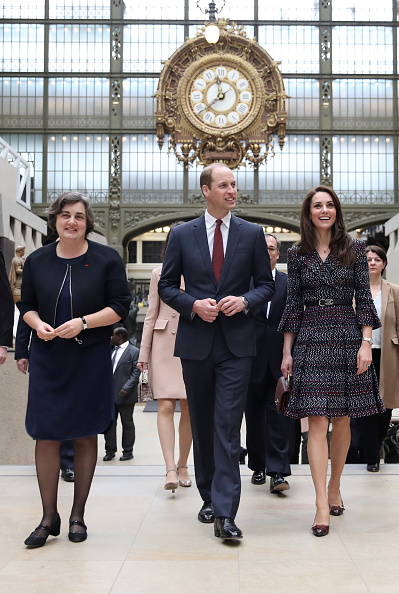 William D「The Duke And Duchess Of Cambridge Visit Paris: Day Two」:写真・画像(15)[壁紙.com]
