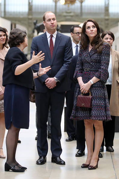 William D「The Duke And Duchess Of Cambridge Visit Paris: Day Two」:写真・画像(14)[壁紙.com]