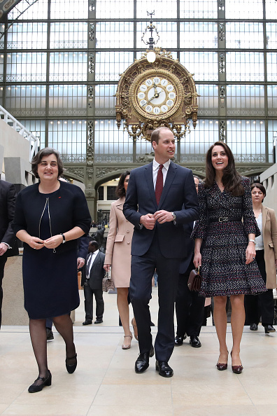 William D「The Duke And Duchess Of Cambridge Visit Paris: Day Two」:写真・画像(13)[壁紙.com]