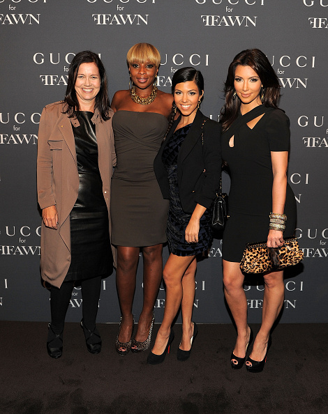 Larry Busacca「Gucci Celebrates FNO and Gucci For Fawn Day With Mary J. Blige」:写真・画像(6)[壁紙.com]