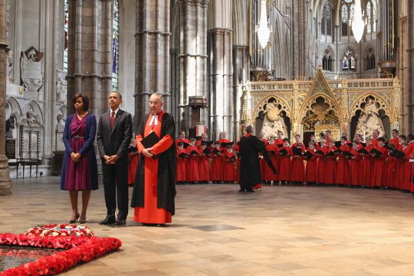 Carefree「US President Barack Obama Visits The UK - Day One」:写真・画像(16)[壁紙.com]