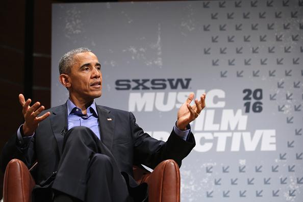 Activity「President Barack Obama - 2016 SXSW Music, Film + Interactive Festival」:写真・画像(2)[壁紙.com]