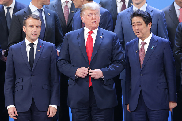 Economy「Argentina G20 Leaders' Summit 2018 - Day 1 Of Sessions」:写真・画像(19)[壁紙.com]