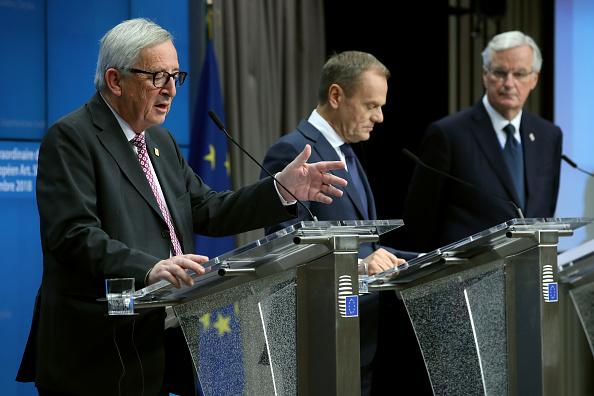 Brussels-Capital Region「European Leaders Meet To Sign Off Brexit Agreement」:写真・画像(7)[壁紙.com]