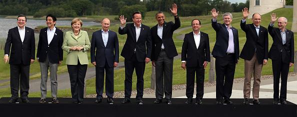G8「World Leaders Meet For G8 Summit AT Lough Erne」:写真・画像(12)[壁紙.com]