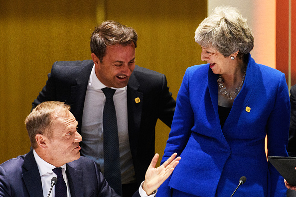 Waiting「EU Leaders Discuss Brexit Extension At Brussels Summit」:写真・画像(0)[壁紙.com]
