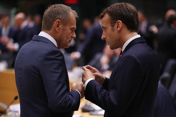 上半身「The October Euro Summit Takes Place In Brussels」:写真・画像(10)[壁紙.com]