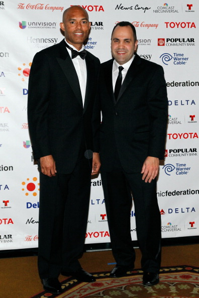 Jose Lopez「Mario Lopez Co-Hosts The Hispanic Federation Gala」:写真・画像(4)[壁紙.com]