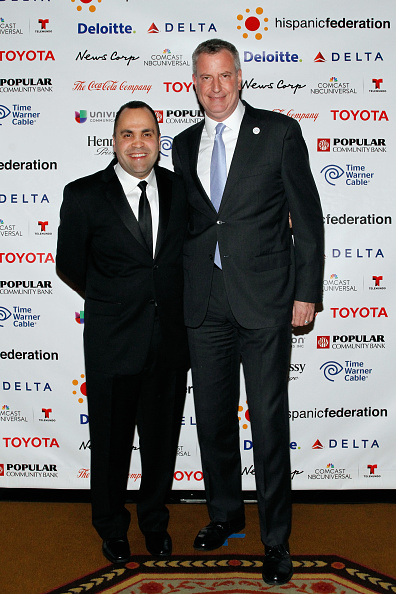 Jose Calderon「Mario Lopez Co-Hosts The Hispanic Federation Gala」:写真・画像(2)[壁紙.com]