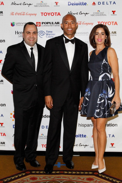 Jose Lopez「Mario Lopez Co-Hosts The Hispanic Federation Gala」:写真・画像(3)[壁紙.com]