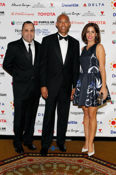 Jose Calderon「Mario Lopez Co-Hosts The Hispanic Federation Gala」:写真・画像(3)[壁紙.com]