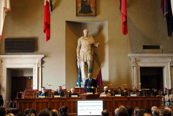 Salad「Rome Hosts Religious Dialogue Meeting」:写真・画像(0)[壁紙.com]