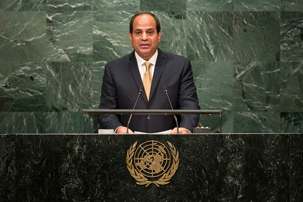 Egypt「World Leaders Gather In New York For Annual United Nations General Assembly」:写真・画像(6)[壁紙.com]