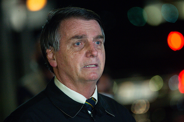 President of Brazil「President Bolsonaro Speaks to the Press About Controversial Cabinet Meeting Video」:写真・画像(16)[壁紙.com]