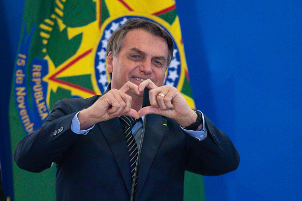 Brasilia「President Bolsonaro Signs New Housing Credit Program」:写真・画像(13)[壁紙.com]