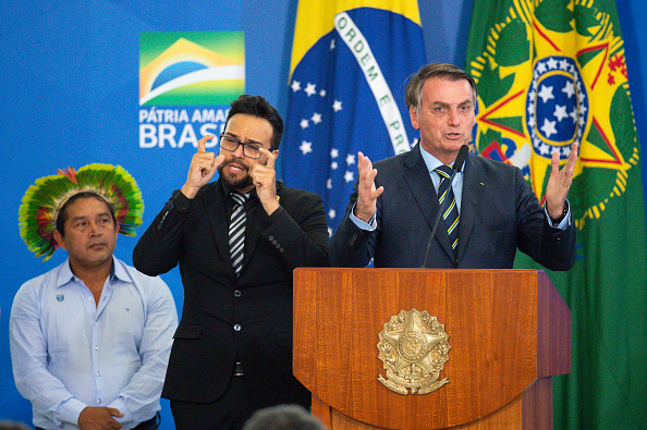 President of Brazil「Inauguration Ceremony of the New Chief of Staff Minister and Citizenship Minister」:写真・画像(9)[壁紙.com]