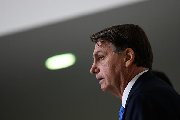President of Brazil「President Bolsonaro Announces New Emergency Aid」:写真・画像(6)[壁紙.com]