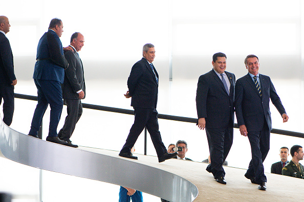 President of Brazil「Inauguration Ceremony of the New Chief of Staff Minister and Citizenship Minister」:写真・画像(10)[壁紙.com]