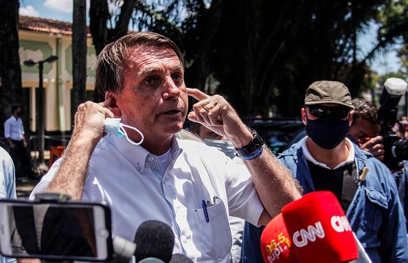 President of Brazil「Rio de Janeiro Municipal Elections Runoff Amidst the Coronavirus (COVID - 19) Pandemic」:写真・画像(8)[壁紙.com]