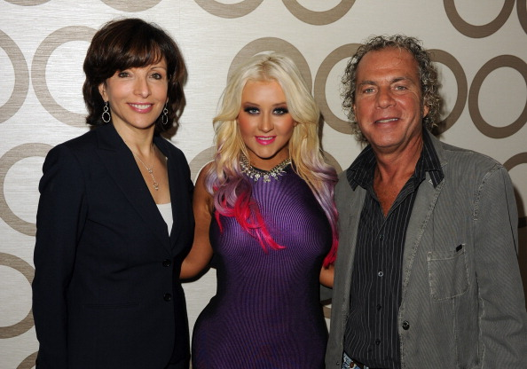 Christina Aguilera「The 40th Anniversary American Music Awards Nominations Press Conference」:写真・画像(15)[壁紙.com]