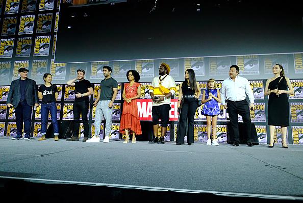 Comic con「Marvel Studios Hall H Panel」:写真・画像(16)[壁紙.com]