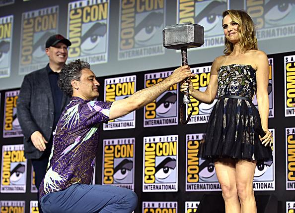 Comic con「Marvel Studios Hall H Panel」:写真・画像(4)[壁紙.com]