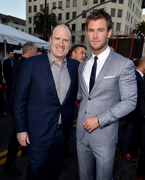 "Beige「Premiere Of Marvel's ""Avengers: Age Of Ultron"" - Red Carpet」:写真・画像(10)[壁紙.com]"