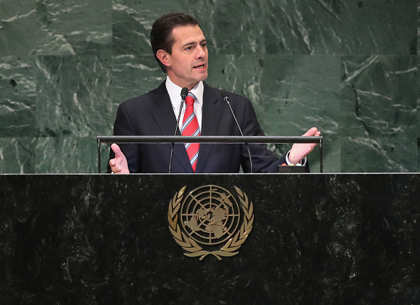 Enrique Pena Nieto「World Leaders Address The United Nations General Assembly」:写真・画像(1)[壁紙.com]