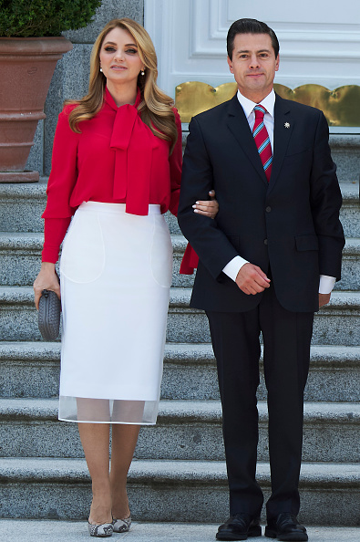 Enrique Pena Nieto「Spanish Royals Host A Lunch For President Of Mexico And His Wife」:写真・画像(16)[壁紙.com]