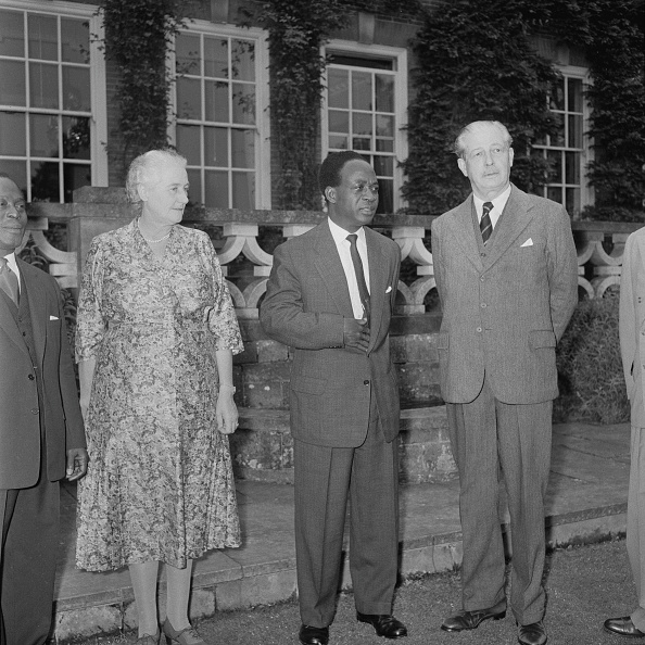 Grove「Kwame Nkrumah On A Vist To England」:写真・画像(2)[壁紙.com]