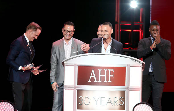 Jose Lopez「AHF World AIDS DAY Concert and 30th Anniversary Celebration: Featuring Mariah Carey, DJ Khaled, Mario Lopez, Laverne Cox」:写真・画像(9)[壁紙.com]