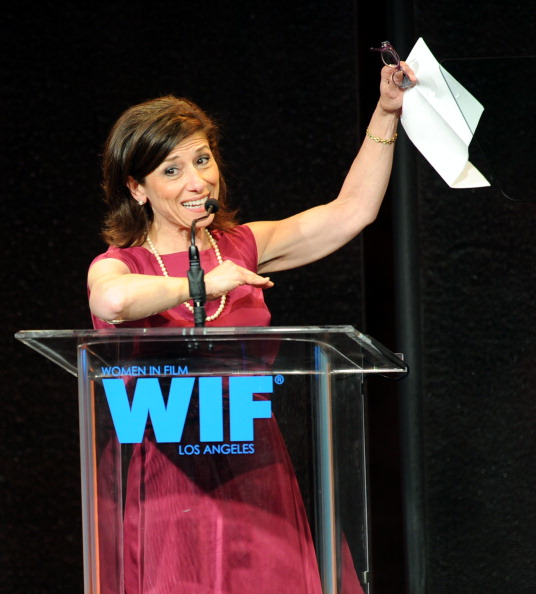 Eyeshadow「2011 Women In Film Crystal + Lucy Awards - Show」:写真・画像(6)[壁紙.com]
