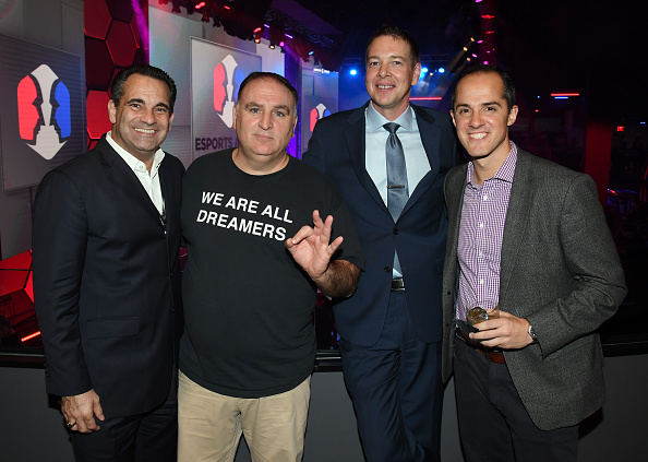 MGM「Grand Opening Of Esports Arena Las Vegas, The First Dedicated Esports Arena On The Las Vegas Strip At Luxor Hotel and Casino」:写真・画像(17)[壁紙.com]