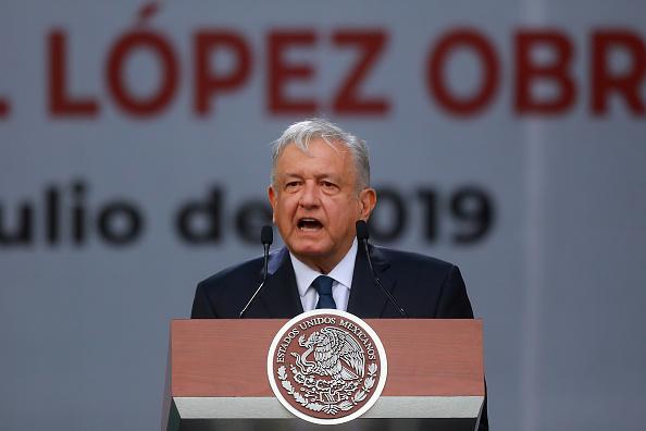 President of Mexico「López Obrador Celebrates First Year In Presidency」:写真・画像(19)[壁紙.com]