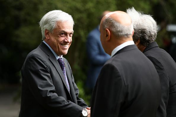 Sebastián Piñera「Chilean President Sebastian Pinera Visits Auckland」:写真・画像(14)[壁紙.com]
