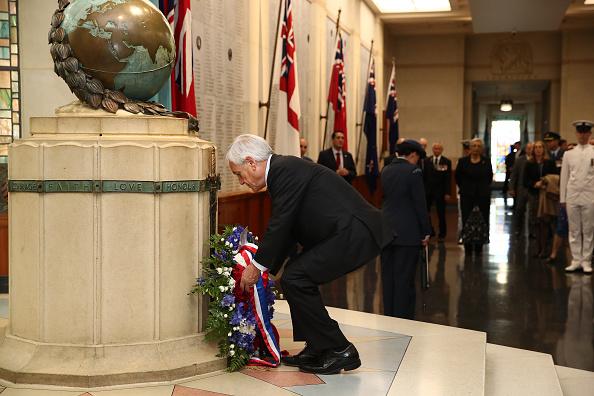 Incidental People「Chilean President Sebastian Pinera Visits Auckland」:写真・画像(19)[壁紙.com]