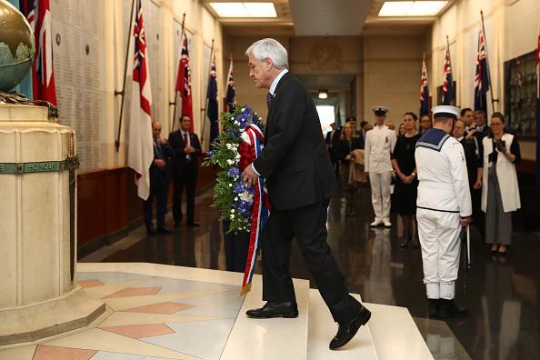 Incidental People「Chilean President Sebastian Pinera Visits Auckland」:写真・画像(17)[壁紙.com]