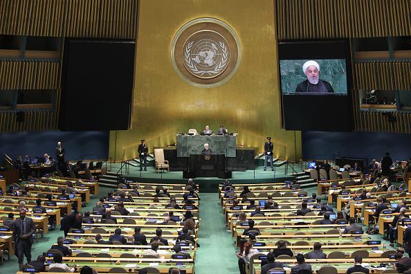 United Nations General Assembly「World Leaders Address The United Nations General Assembly」:写真・画像(14)[壁紙.com]
