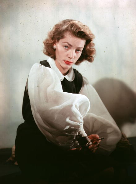 Lauren Bacall「Lauren Bacall」:写真・画像(4)[壁紙.com]