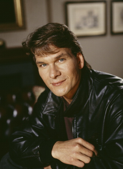 One Man Only「Patrick Swayze」:写真・画像(5)[壁紙.com]