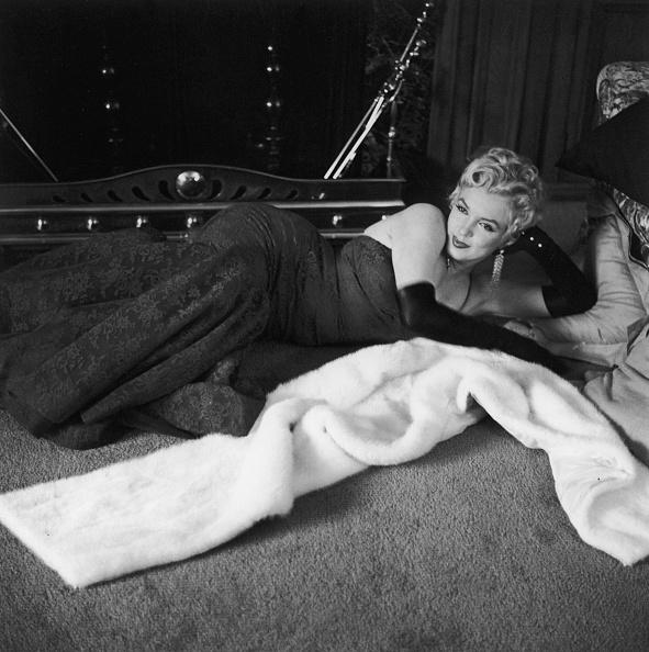 Gene Lester「Fur Wrap Marilyn」:写真・画像(3)[壁紙.com]